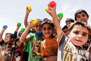 ITS, Governatorato di Irbid, Giordania. Attività svolte dalla Ong Intersos.